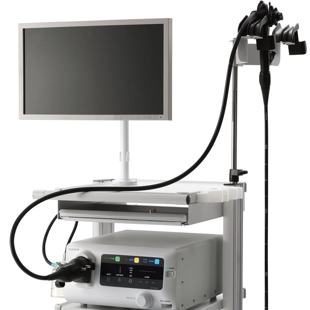 内視鏡システム:FUJIFILM 6000